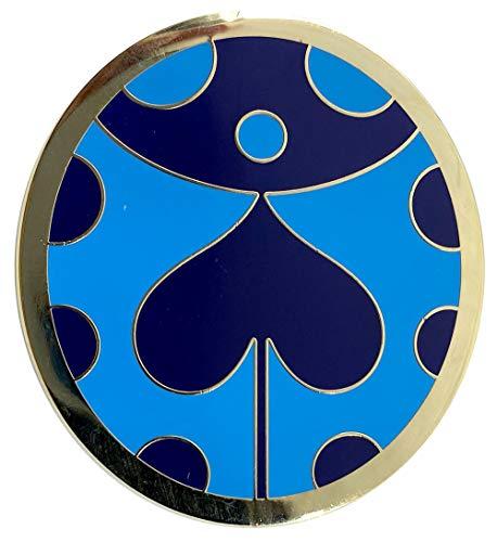 Giorno's Brooch (Anime Colors): Jojo's Bizarre Adventure Collectible Pin