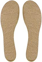Summer Soles Ultra-Absorbent Stay-Dry Trim-to-Fit Women's Insoles for Sandals, Pumps, and Flats for Sweaty Feet and Hyperhidrosis, Reduce Moisture with Anti-Odor Design