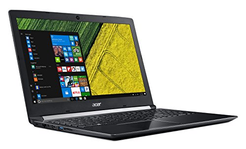 Acer Aspire A515-51G-52LV Notebook con Processore Intel Core i5-7200U, Ram 8GB, 1000 GB HDD, Dispaly 15.6