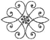 Fenau | Maestro Barroco | Dimensiones: 390x465 mm | Material: 16x8 mm | Acero S235JR, en bruto
