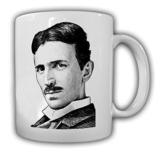Nikola Tesla Österreich Us-amerikanischer Erfinder Physiker Tasse #27591