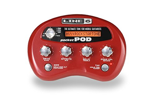 Line 6 Pocket POD Gitarrenprozessor
