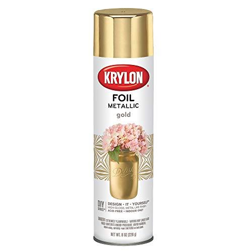 Krylon Premium Metallic Spray Paint...