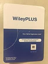 Wiley Plus Complete online text, homework, practice, and gradebook Access Code
