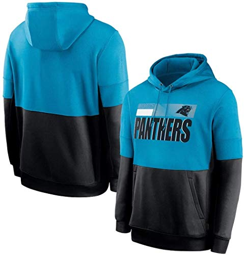 NFLSHX LGG - Sudadera para hombre, diseño de fútbol americano Pittsburgh Panthers American Football Sudadera con capucha para aficionados (color: G, tamaño: pequeño)