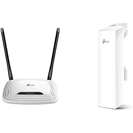 TP-Link TL-WR841N - WiFi Router inalámbrico, 300 Mbps de ...