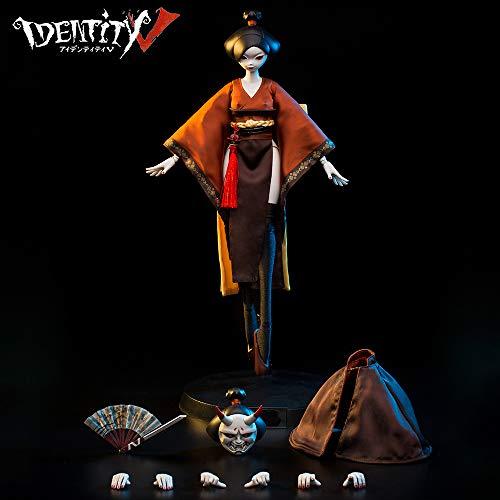 Identity V×UNDERVERSE コラボシリーズ 1/6コレクション級アクションフィギュア(芸者 GEISHA)_6