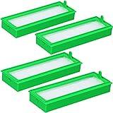 Accessori di ricambio per Vorwerk Folletto VR200 e VR300 4x Feinfilter