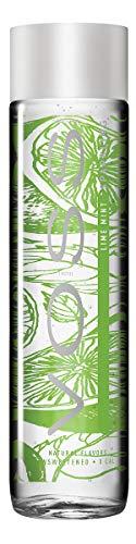 VOSS Water Lime Mint 375 ml, natürlich-fruchtiger Geschmack, 12er Pack (Einweg, 12 x 375 ml)