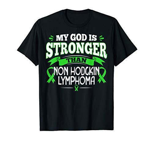 Non Hodgkin's Lymphoma Awareness - Blood Cancer Survivor T-Shirt