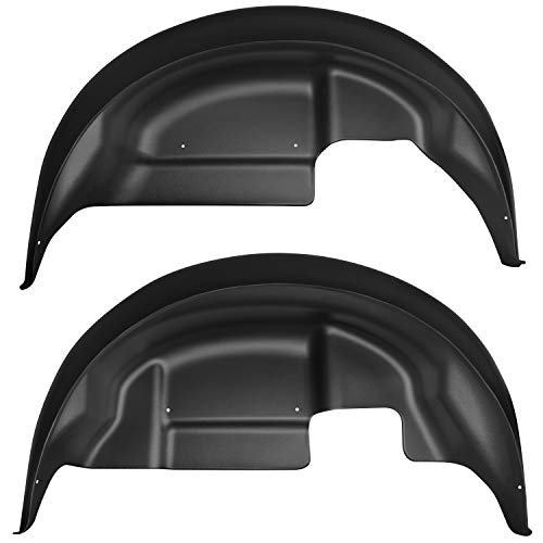Husky Liners Rear Wheel Well Guards Fit 2017-19 Ford F-150 Raptor