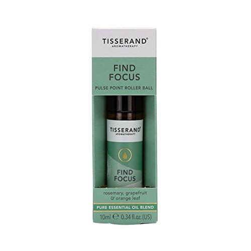 Tisserand 10ml Focus Aromatherapie Rollerball