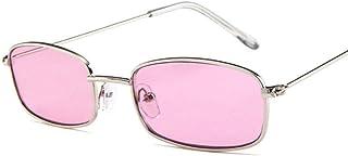 5734eb80bb HPPL pequeños Tonos Retro Gafas de Sol Hombres Lentes Rojos Lentes de Sol  con Marco de
