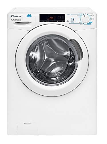 Candy CSS 1592T3-01 lavatrice Libera installazione Caricamento frontale Bianco 9 kg 1500 Giri/min A+++