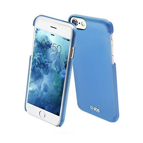 Sbs - Funda colorfeel azul para iphone 7