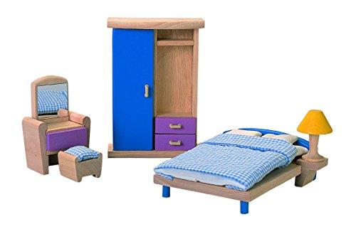 PlanToys - PT7309 - Jouet en bois - Chambre à Coucher Néo
