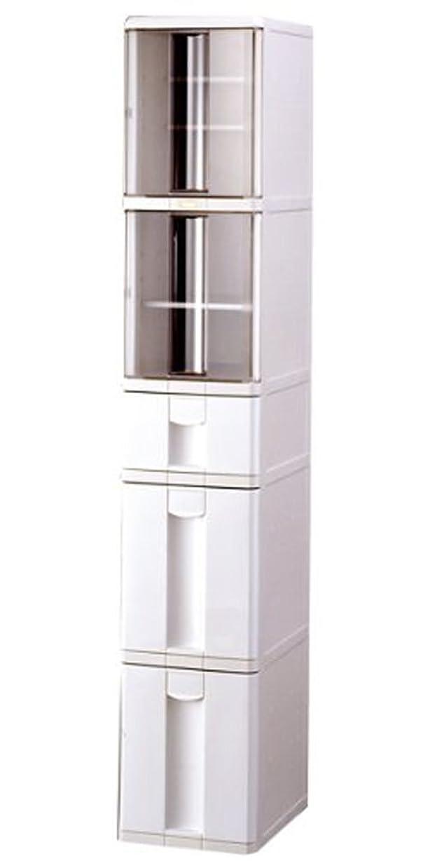神経障害ブルーム敬意を表して天馬 キッチン収納 ファビエ キッチン用 FK520 アイボリー 幅29X奥行40X高さ165.5cm