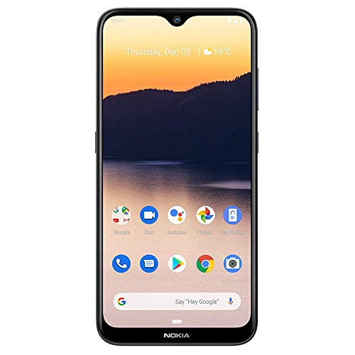 Nokia 2.3 Fully Unlocked Smartphone with AI-Powered Dual ...