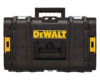 DEWALT Tough System Tool Box, Small (DWST08201) , Black (B005HNJPHO) | Amazon price tracker / tracking, Amazon price history charts, Amazon price watches, Amazon price drop alerts