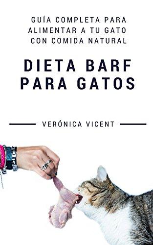 Dieta BARF para gatos: Guía completa para alimentar a tu gato con comida natural