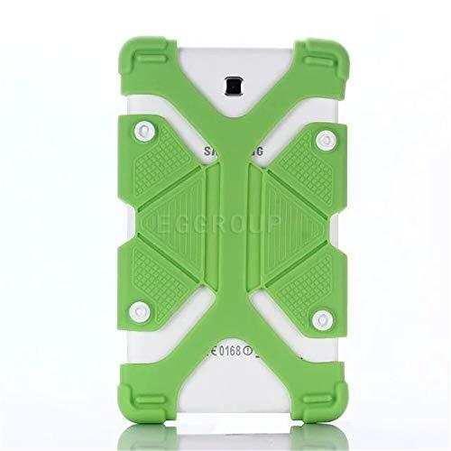 RZL Pad y Tab Fundas para iPad Pro 9.7 Air 2 3 10.5, Funda Protectora de Silicona a Prueba de Golpes de Silicona Suave para iPad Pro 11 Pulgada 2020/2018 (Color : Verde)