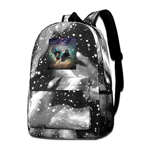 AOOEDM Backpack Ninja Sex Party Durable Backpack Travel Backpacks Bookbag Men and Women Backpack Blue