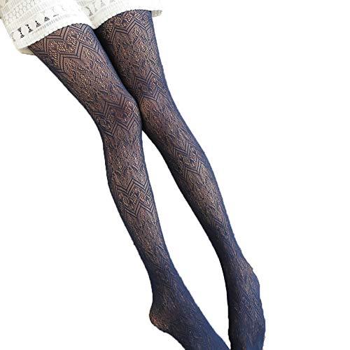 Sukisuki Sport Sokken Sexy Vrouwen Hollow Out Golvende Panty's Footed Panty Stretchy Anti slip Lange kousen