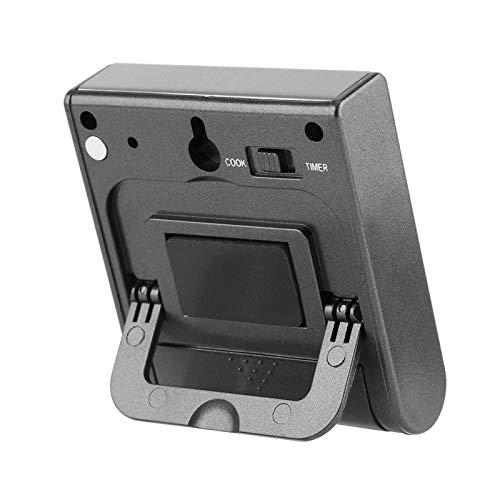 Termómetro LCD digital Parrilla Horno de carne Cocina Alimentos Temperatura de cocción Medición de temperatura portátil para barbacoa