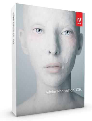 Adobe Photoshop CS6 - Software de gráficos (Caja, 1 usuario(s), Mac, 2048 MB, 1024 MB, ENG)