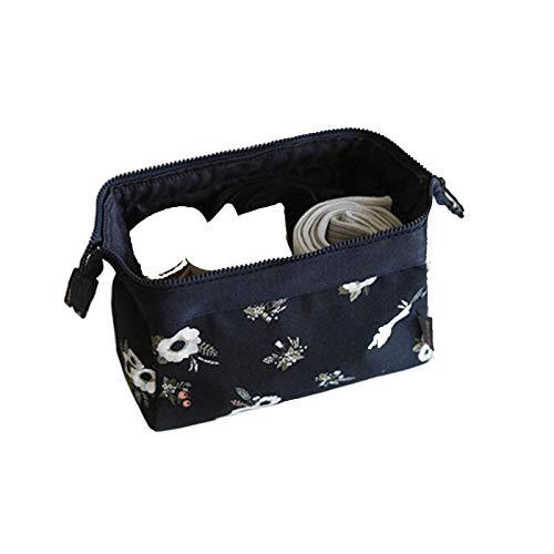 Bolsa de cosméticos mujeres impermeable flamenco maquillaje bolsas organizador viaje aseo kits portátil maquillaje bolsas esteticista