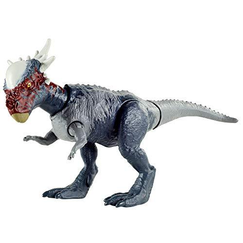 Jurassic World Dinosaurio articulado stygimoloch Figura de juguete para niños (Mattel GVG49)