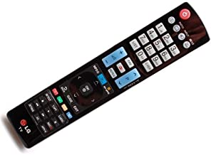 Original TV remote control for LG 3D AKB73756502=AKB73615362=AKB73615397 *UNIVERSAL* 100% replacement for AKB73615303, AKB73615397 and AKB73756542. HIGH QUALITY Remote. It is a perfect solution if you dont want to use LG MAGIC AN-MR400 Magic remote. Suitable models: AKB73615303, AKB73615362, AKB73615302, AKB73756542, AKB73615361, AKB73615362
