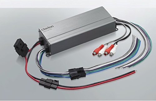 Clarion xc1410Micro Verstärker (4Kanäle, Klasse D (Clarion Upgrade Sound)