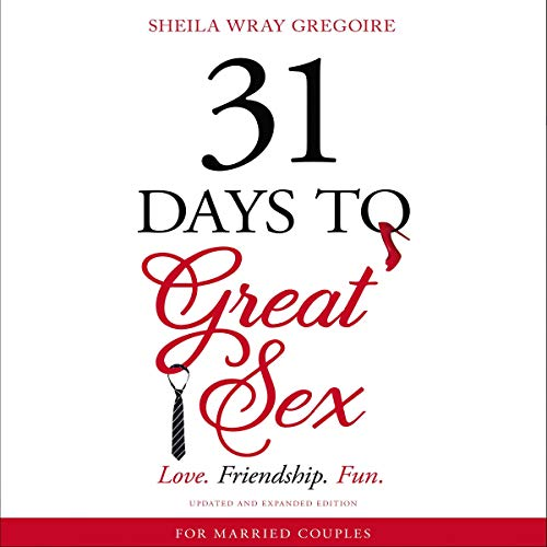 31 Days to Great Sex cover art
