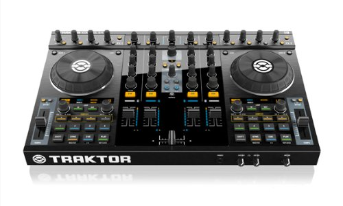 『NATIVE INSTRUMENTS TRAKTOR KONTROL S4』の1枚目の画像