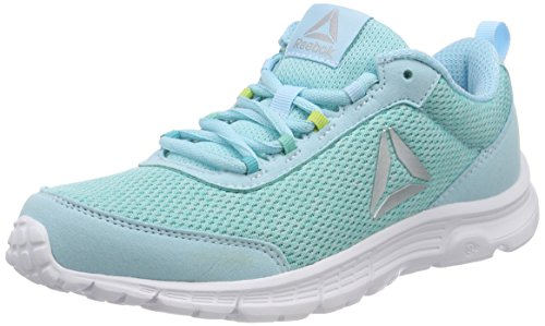 Reebok Speedlux 3.0, Zapatillas de Trail Running Mujer, Azul (Blue LGN/Sol Teal/Elec Flash/Wht/Slvr/SH 000), 39 EU