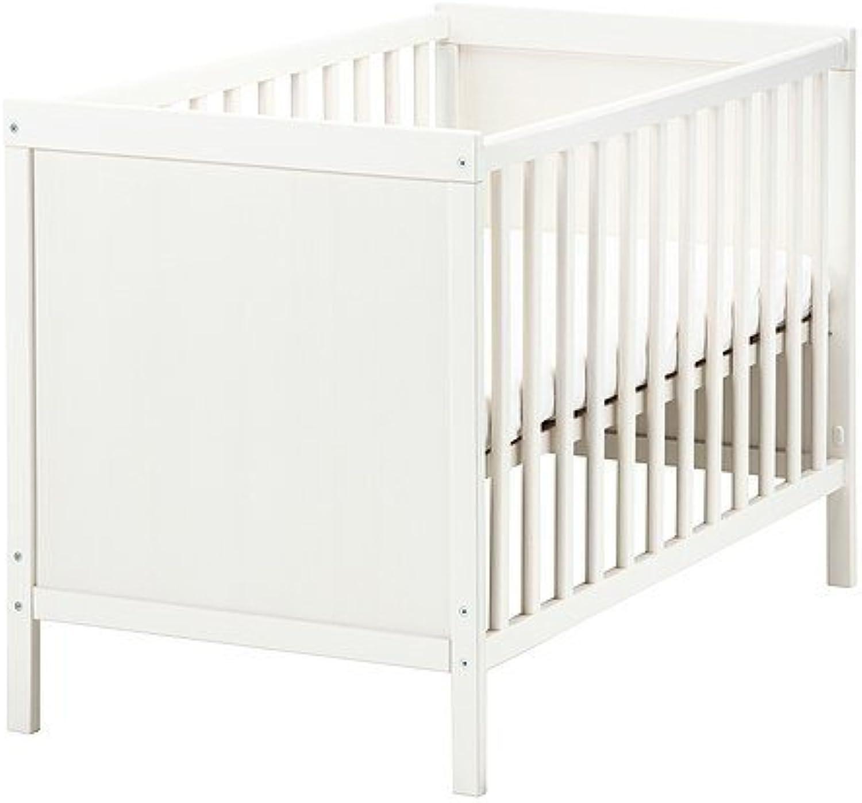 Ikea SUNDVIK Babybett in wei