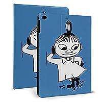 sgerg ムーミン iPad 9.7 7.9ケース スタンド付き ファッション タブレットカバー 手帳型 耐衝撃 防塵 耐久性