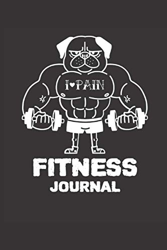 Fitness Journal: GYM Journal 200 Pages GYM Planner Log Book 6x9 Notebook A5 Gifts For Fitness Sport Gym Lovers