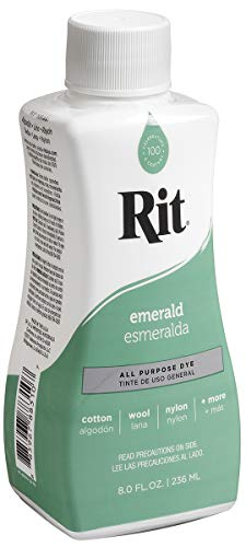 Rit All-Purpose Liquid Dye, Emerald