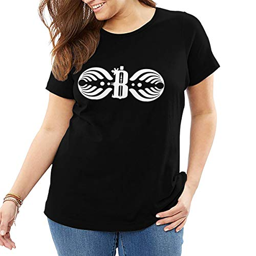 John J Littlejohn Bassnectar mujer camiseta de algodn Tops camisa casual calle desgaste ms tamao camiseta