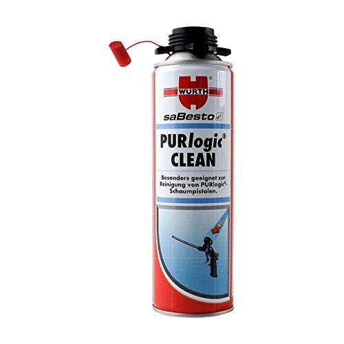 WÜRTH PURlogic CLEAN Schaumpistolenreiniger