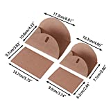 L.TSA Rudergeräte Heim-Rudergerät, 10 Stufen der Magnetsteuerung können eingestellt Werden Schwungrad Fitness Cardio Advanced-Antriebsriemensystem, 12 Monate Garantie, Schwarz - 9