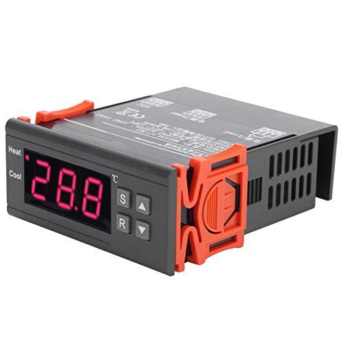 FOLOSAFENAR Controlador de Temperatura de termostato Digital Resistente al Desgaste para el hogar, para calefacción por Suelo Radiante AC