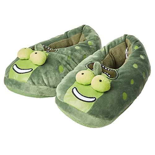 Pickle Rick Men's Slippers