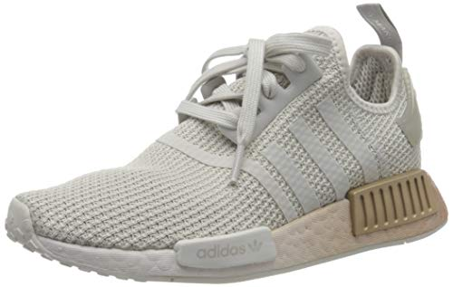 adidas Herren NMD_r1 W Sneaker, Grey One F17/Grey One F17/Grey Two F17, 38 2/3 EU