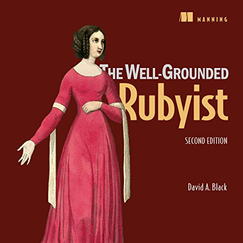 The Well-Grounded Rubyist, Second Edition Titelbild