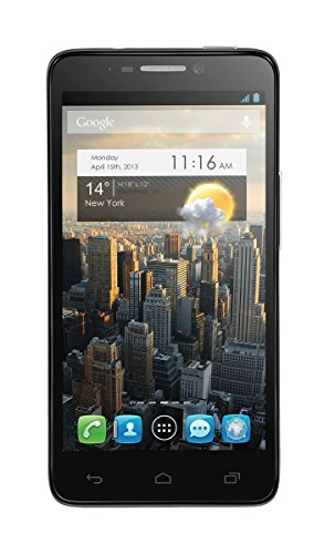 Alcatel One Touch Idol 6030X 4GB Android Smartphone Movistar Simlock 8MP Kamera,Silver
