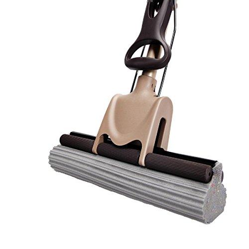 GAOJIAN Herramientas de limpieza de alta calidad tipo plegable telescópico fregona con...