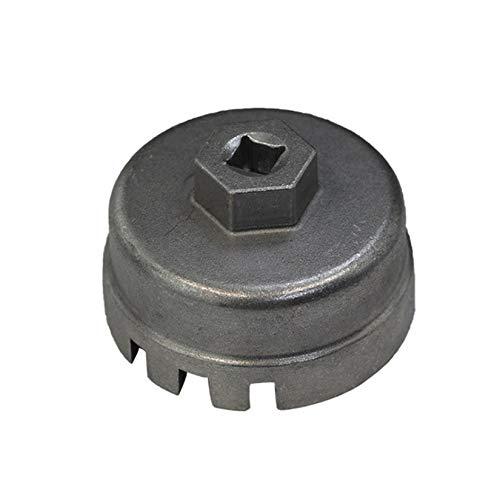 Oliefiltersleutel cap behuizing gereedschap remover 64,5 mm 14 fluiten voor Toyota Lexus
